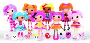 A Lalaloopsy doll for every girl