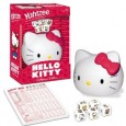 OK so what do you get when you bring the US's favorite dice game and mix it with a globally loved adorable Japanese export? The answer is of course a Hello Kitty Yahtzee game. All the family love a game of Yahtzee and millions of kids and teenagers the world over love Hello Kitty toys, so as a Christmas gift...
