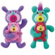 "Now you can double the fun with the crazy cute Sing-A-Ma-Jigs Duets characters! These fun plush characters sing and harmonize together, speak ""jibber-jabber"" and are great musical companions for preschoolers. Start collecting your Sing-A-Ma-Jigs Duets toys today. Fisher-Price Sing-A-Ma-Jigs The Sing-A-Ma-Jigs craze swept through preschools everywhere last year when Mattel/ Fisher-price introduced us to these loveable zany characters, designed to..."