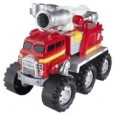 "Is this the best fire truck ever? Yes! Smokey the Fire Truck from Matchbox is not just a fire-fighting hero but also an interactive robot that talks, tells jokes, and even sings! Ideal for little fire fighters aged 3-7, Smokey also has a fantastic water canon that shoots out ""water"" balls to help put out those blazes, and is a..."