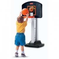 Fisher-Price Grow-to-Pro Basketball The Basketball Hoop for Kids