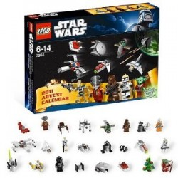 LEGO Star Wars Advent Calendar 7958 2011 Review