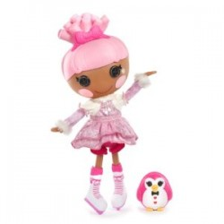 The New Ice Skating Lalaloopsy Swirly Figure Eight