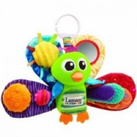 Lamaze Jacques the Peacock - Play and Grow with Lamaze Toys
