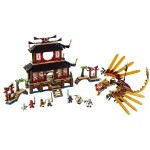 Buy Ninjago Temple of Fire Lego Set