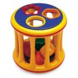 A shape sorter is a staple for any nursery, but the Tolo Toys Rolling Shape Sorter offers more than just shape sorting, covering several important developmental learning opportunities in one item: shape and color matching, both fine and gross motor skills, and auditory perception. Shape Sorters As any parent will tell you, there are literally hundreds of shape sorter toys...