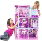 Barbie 3 Story Dream Townhouse - Barbie Dream House with Elevator