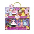 Why have one when you can have four?! This hugely popular Disney Princess Favorite Moments 4-Pack features four mini-figurines of favorite Disney characters: Cinderella, Belle, Sleeping Beauty, and Ariel. Each miniature comes with a change of outfit and companions from the Disney movies you know and love. Read Tommy&#8217;s review Disney Princess Figurines To be honest you could pick pretty...