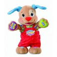 Another great baby toy from trusted brand Fisher-Price, the Laugh &amp; Learn Dance and Play Puppy is a fun learning aid, packed with lots of fun features including singing over 25 interactive songs, doing actions such as clapping and dancing, and teaching ABCs and numbers too! For more info and discount prices on this Fisher-Price puppy click the orange button....