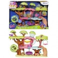 The perfect place for your Littlest Pet Shop pets to hang out, this Treehouse Set has all sorts of exciting activities for your pets (spinning, sliding, swinging and more) and comes complete with a Walkables Chipmunk pet and acorns to feed her! Read Tommy&#8217;s review of the Littlest Pet Shop Treehouse Set, one of the Top 10 Toys for Girls....