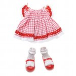 Lalaloopsy Fashion Pack – The Gingham Party Dress