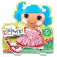 Have you already bought quite enough Lalaloopsy dolls to last a lifetime? Is your child still begging you for more Lalaloopsy stuff? Well why not buy them some Lalaloopsy Fashion packs so they can give the dolls they have a new look? Theyre fairly cheap and a great way to breathe new life into your Lalaloopsy collection. We at Tommys...