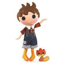 Lalaloopsy Forest Evergreen lumberjack doll