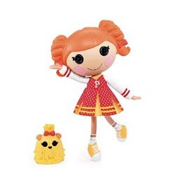 Lalaloopsy Peppy Pom Poms – The Inspirational Lalaloopsy Cheerleader