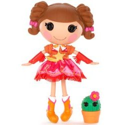 The new Lalaloopsy Prairie Dusty Trails dol