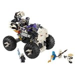 Ninjago Zane and the Skull Truck 2506