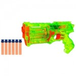 The Nerf Maverick Sonic version toy gun