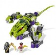 The Ninjago Fangpyre Mech vehicle is another in a new line of very cool looking Ninjago vehicles released in late 2011 and 2012. The 2012 sets are much more futuristic looking then previous Ninjago sets and never more so than here, with this imposing giant Mechanoid walker. This is a pretty hard to find Lego set at the moment (March...
