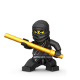 One way to buy a Lego Ninjago toy or set as a gift is to simply ask the recipient what they would like, however wheres the surprise in that!? Perhaps a better way is to ask them what their favourite Ninjago ninja character is. That way you can narrow down your choice to Ninjago set that include their favourite mini...