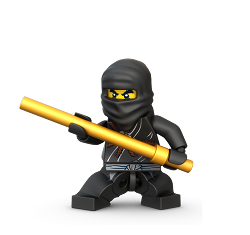 Lego Ninjago Cole DX and ZX