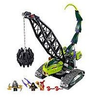 Ninjago Fangpyre Wrecking Ball 9457 Lego set