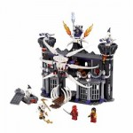Ninjago Kai and Garmadon's Dark Fortress 2505