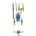 Ninjago Jay ZX with Armour 9533