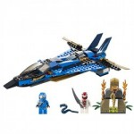 Lego 9442 Jay's Storm Fighter