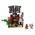 Ninjago Kai and his Blacksmith Shop 2508