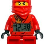 The Ninjago Kai Clock