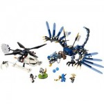 The Lightning Dragon Battle set 2521