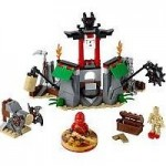 Ninjago Kai DX and the Mountain Shrine 2254