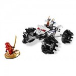 Ninjago Kai DX included with Nuckal's ATV 2518