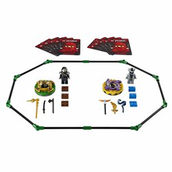 The Ninjago Lego Starter Spinjitzu Set 9579
