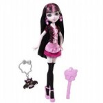 The Monster High Classrooms Draculaura doll