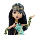 Monster High Cleo de Nile is a diva with a difference! She's the daughter of the Mummy and almost 6000 years old! One of the original 2010 Monster High releases, this doll has appeared in four themed versions as well as her introductory issue. If you already know all about Cleo de Nile and simply want to find out about...