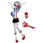 The Monster High Dead Tired Ghoulia Yelps doll
