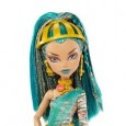 Nefera de Nile is the daughter of The Mummy and older sister of fellow Monster High student Cleo de Nile.  This ageless miss is blue blooded royalty and never lets anyone, especially her little sis forget her place in the royal succession! Here at Tommy's Toys, we're huge fans of the Monster High series, which offers something a little bit...