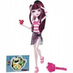 The Monster High Skull Shores Draculaura doll