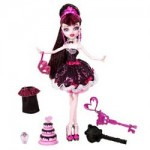 The Monster High Sweet 1600 Draculaura doll