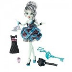 The Monster High Sweet 1600 Frankie Stein doll