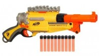 "If you like your Nerf battles up close and personal then you'll want to be equipped with the Nerf Barrel Break blaster. It took a while for Nerf to add a shotgun to its collection but it was worth the wait. Click the ""Click Here For More Info"" button for great prices, secure shopping and customer reviews or read on..."
